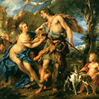 Venus and Adonis UQ 140 x 140