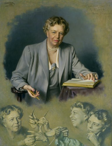 'Dear Aunty Eleanor': Eleanor Roosevelt, Anna Freud and the Emotional Lives  of Refugee Children and Their Sponsors, 1938-1945